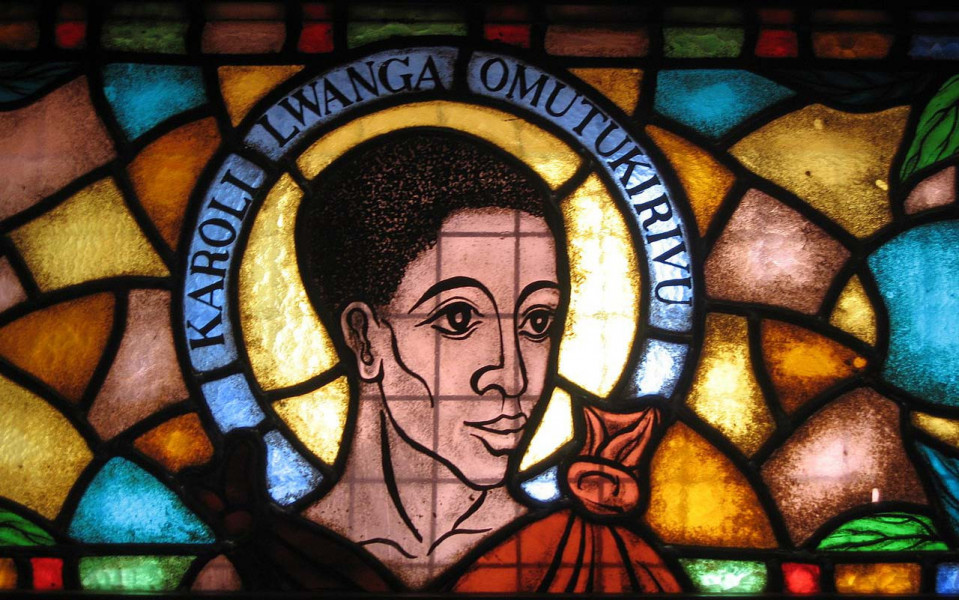 Namugongo_Martyrs_window_Charles_Lwanga.jpg