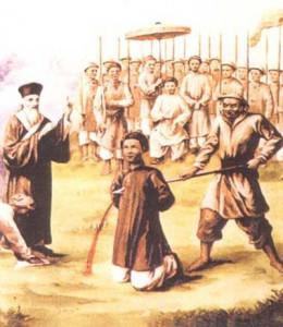 Martir Vietnam