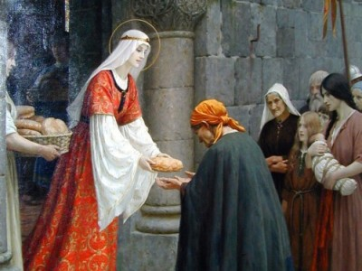 Saint Elizabeth of Hungary