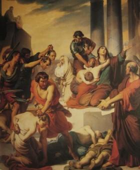 Santo Silvanus dari Roma