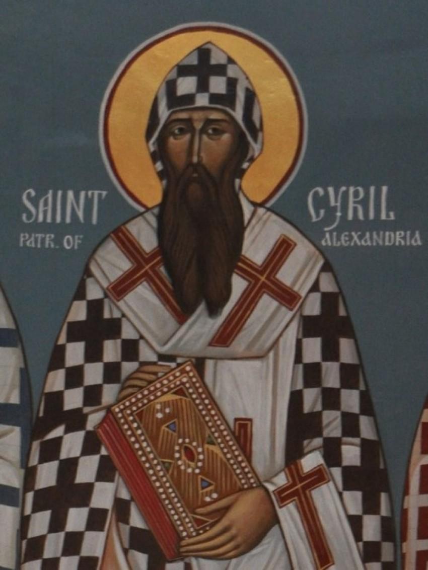 Santo Sirilus dari Alexandria