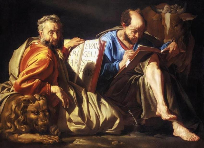 Santo Markus dan Santo Lukas
