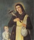 Santa Marina the Monk