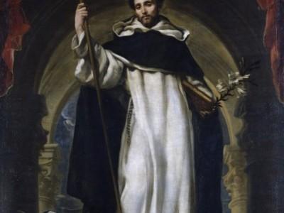 Santo Dominikus, OP