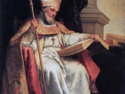 Saint Isidor of Sevilla